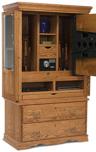 Portable: Plans for building a curio cabinet