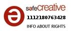 Safe Creative #1112180763428