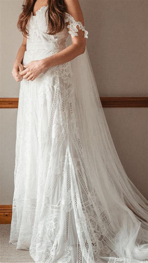 Rue de Seine Bohemian Beauty   Sell My Wedding Dress