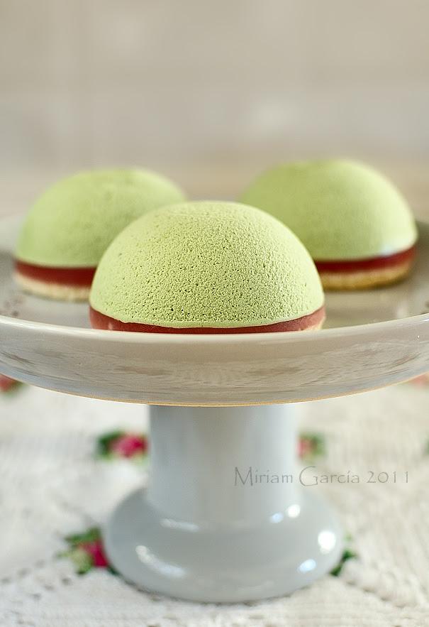 Matcha tea sweets 2