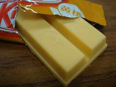 KitKat Yellow Peach