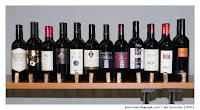 Červená vína Bolgheri
