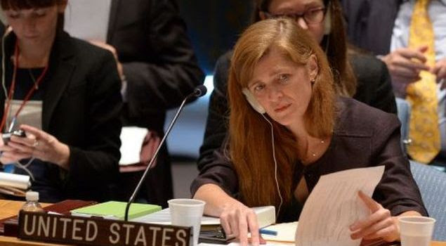 Cara Samantha Power, dal 2001 i criminali siete voi...