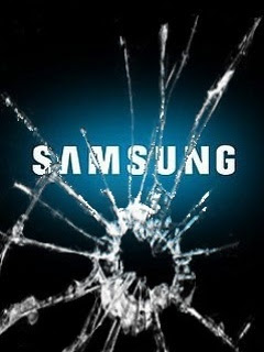 Free Mobile Wallpaper Samsung On Download Lcd Broken Toones