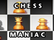 SKAKI game Chess Maniac σκάκι