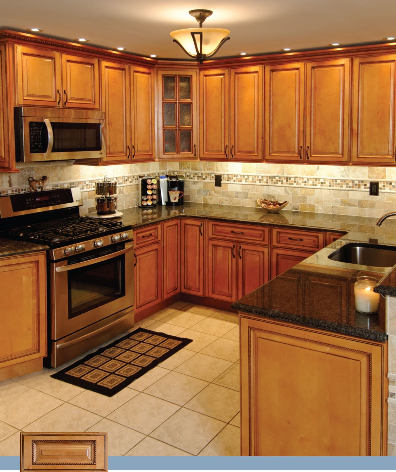 Images Of Maple Cabinet Kitchens - Feed Kitchens