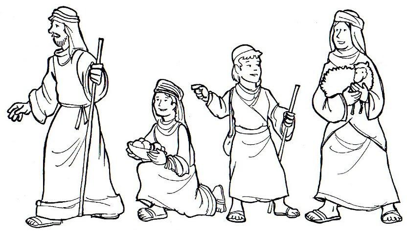 Pastori Da Colorare Pastoorvanarskijkduin