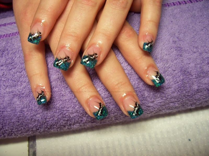 Nail Tip Designs Ideas tags acrylic designs acrylic designs nails acrylic designs Short Nail Designs