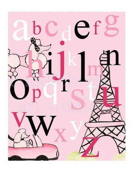 Alfabet z Paryżem - nagłówek - Francuski przy kawie