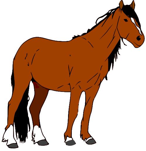 Horse Clip Art - ClipArt Best
