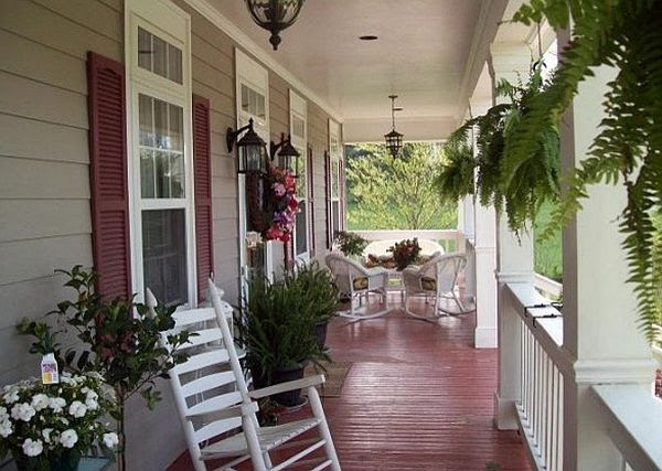 Front Porch Ideas For Older Homes My Web Value
