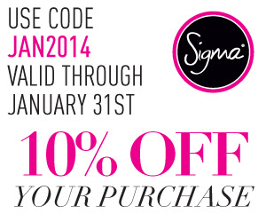 Save Some Money @ SigmaBeauty!