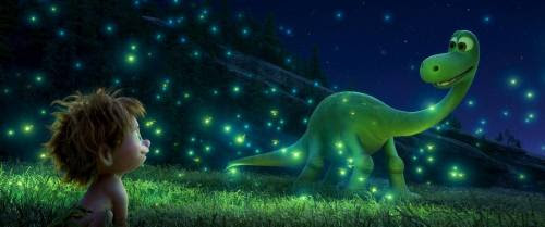The Good Dinosaur - click to see the poster