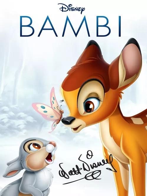 LEKTIRA: BAMBI