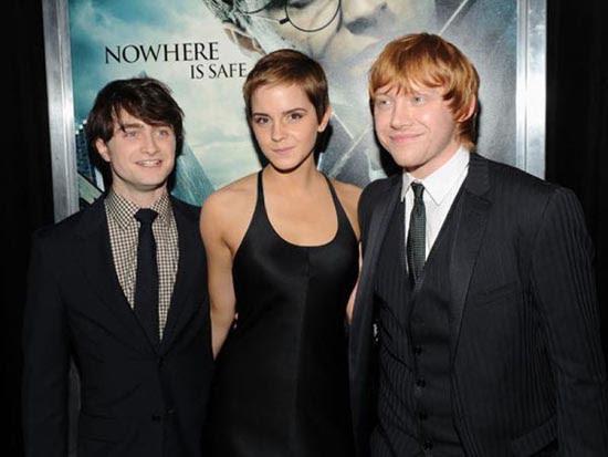 """Οι ηθοποιοί του """"Harry potter"""" τότε και τώρα (29)"""