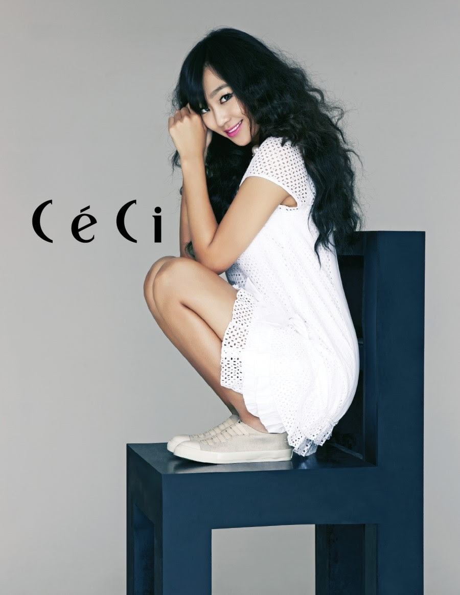 Sistar19 - Ceci Magazine March Issue '13