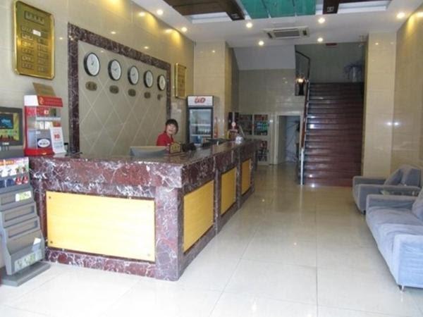Discount Jitai Hotel Shanghai Hutai Road Long Distance Bus Station Branch