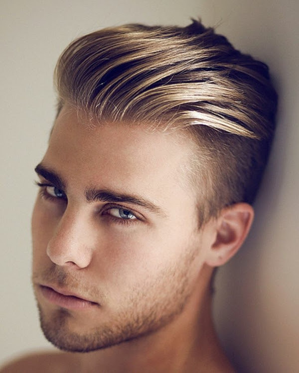 Coole Jungs Frisuren Nach Den Trends Für Das Jahr 2015