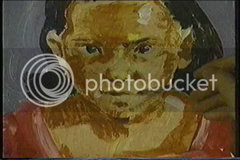curso practico de dibujo y pintura óleo acuarela carboncillo tecnicas varias fundamentos rostro humano