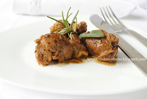 Friccò di Agnello-Lamb Stew