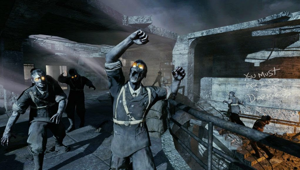 The Top Five Call Of Duty Zombies Maps In History