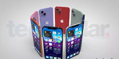 Detik-Detik Hadirnya Iphone 13, Mari Simak Speksifikasi dan Harganya