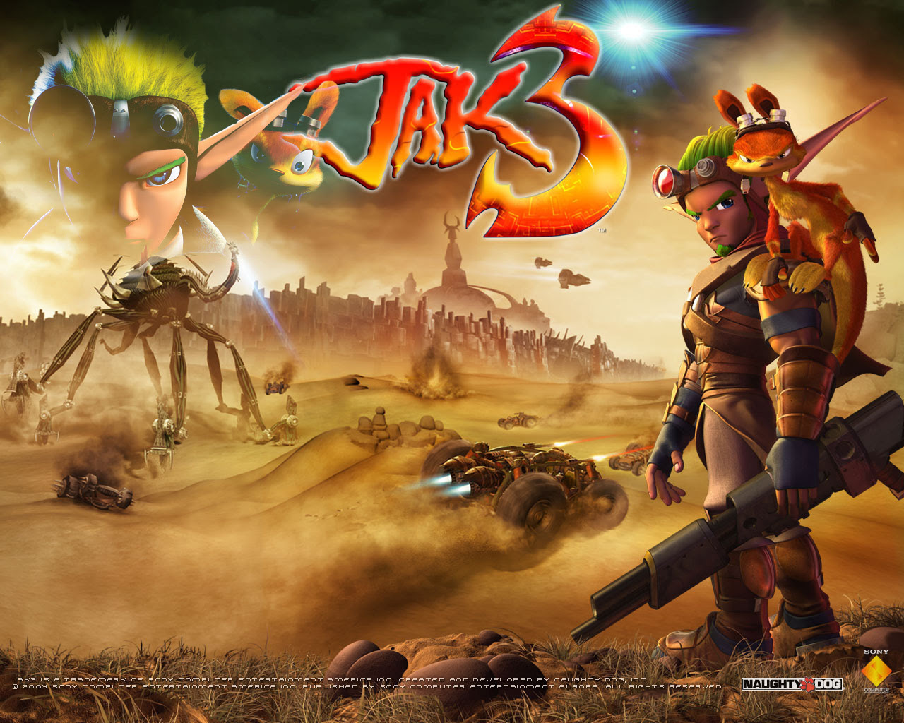 Jak And Daxter Jak And Daxter Wallpaper 18799482 Fanpop Page 3