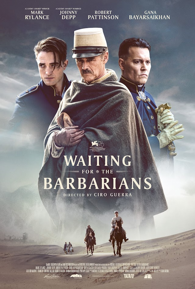 Crítica - Waiting for the Barbarians (2019)