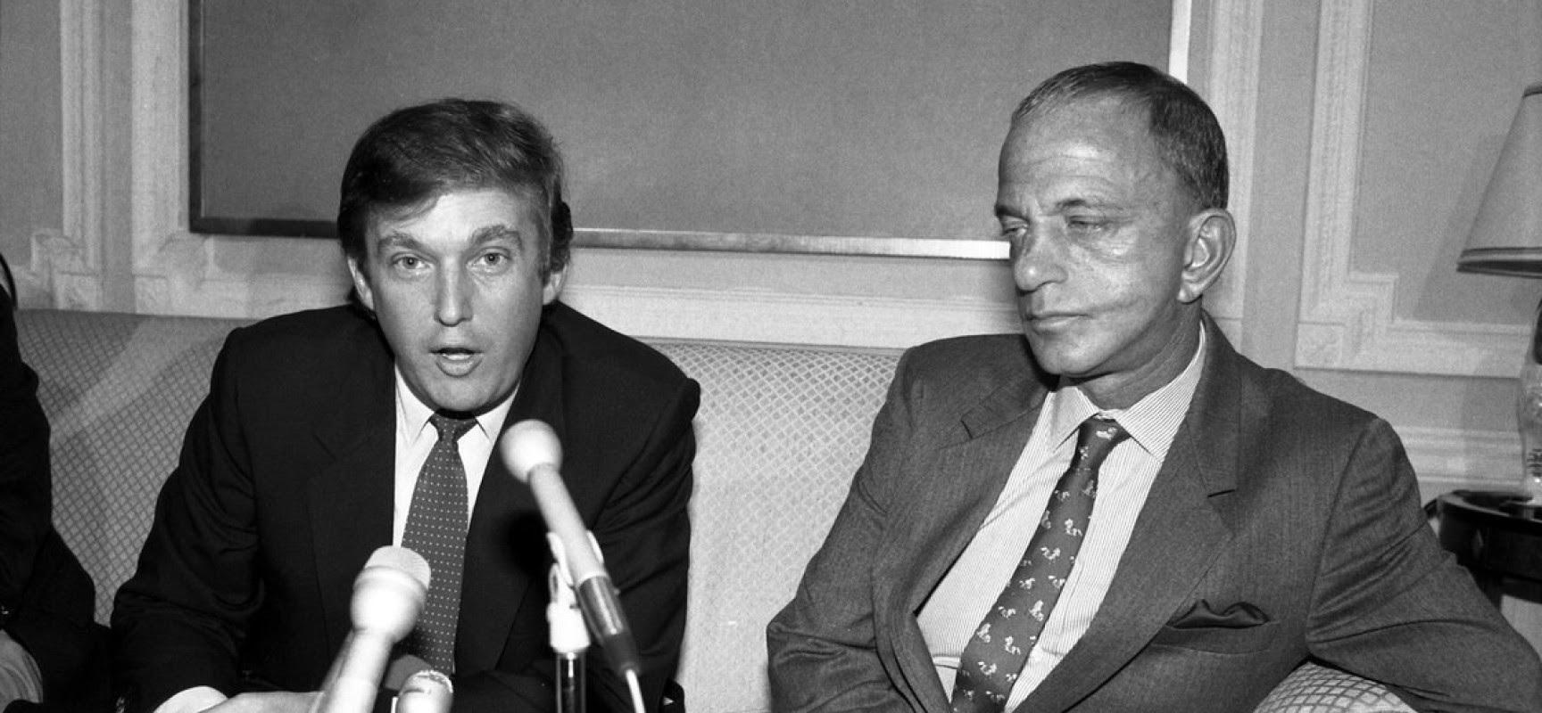 Roy Cohn, le mentor de Donald Trump