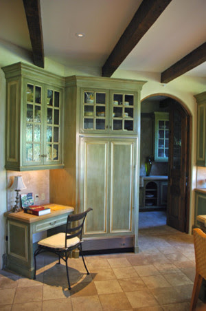 Jessica Hall Associates traditional kitchen