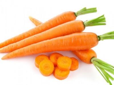 La zanahoria, una de las verduras con vitamina A más importantes
