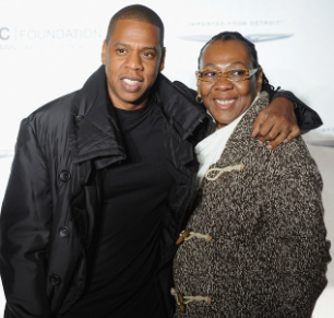 Jay-Z's mother reveals she is a lesbian.giving Jay-z the shockest moment of his life