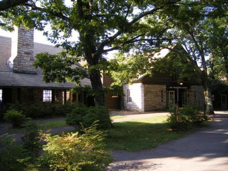 Big Meadow Lodge on Skyline Drive
