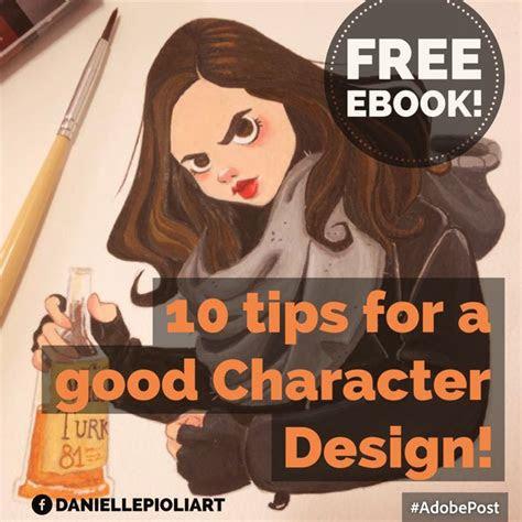 tips   good character design