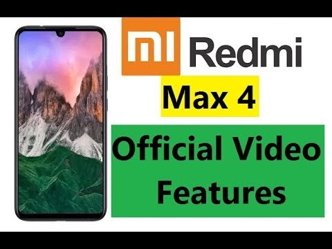 Xiaomi Mi Max 4 | Mi Max 4 - 5,800 mAh Battery, 7.2 Inch Display, Final Specs, Price & Launched Date