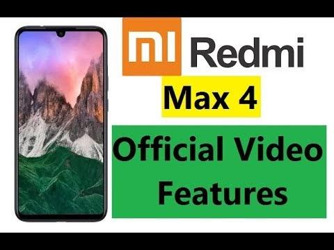 Xiaomi Mi Max 4 | Mi Max 4 - 5,800 mAh Battery, 7.2 Inch Display, Final Specs, Price & Launched Date