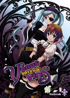 Venus Versus Virus [12/12] [HD] [Sub Español] [MEGA]