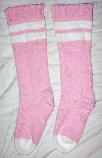 Fixation Knee Socks