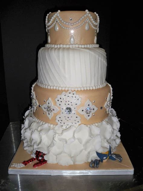 1000  images about Hidden Spider Man Wedding Cakes on