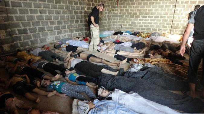 Seymour Hersh Alleges Obama Administration Lied on Syria Gas Attack