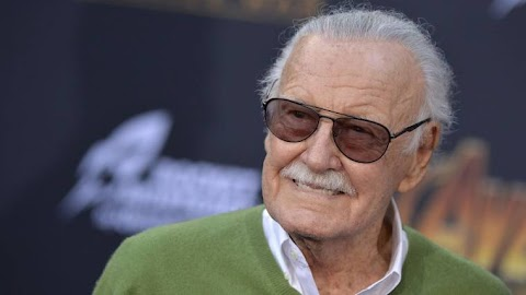Marvel Comics Creator Stan Lee