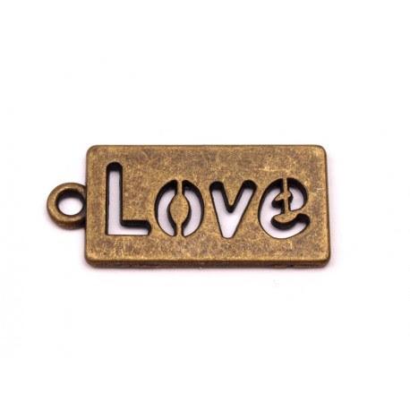 Zawieszka LOVE
