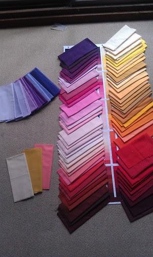 Kona Colour Matching