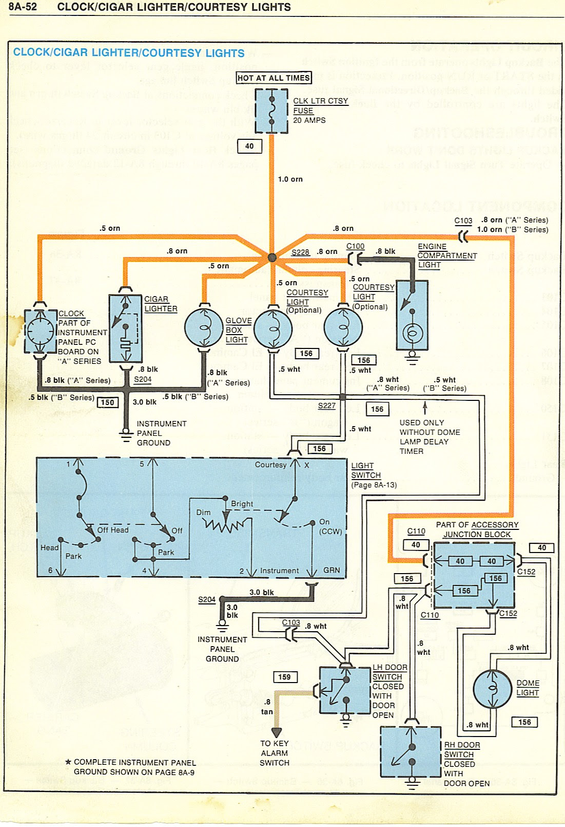 kenworth truck wiper wiring diagrams image 10