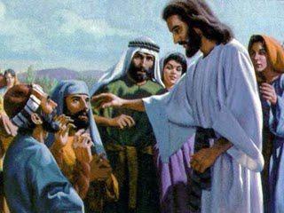 Resultado de imagen de ciego de jerico personaje biblico