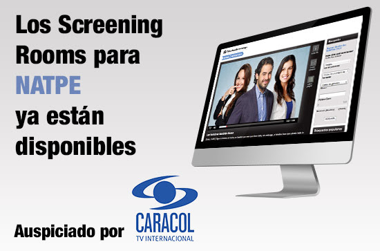 ***Los Screening Rooms para MIPCOM ya están disponibles***