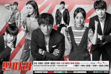 Korean Drama In Channel U