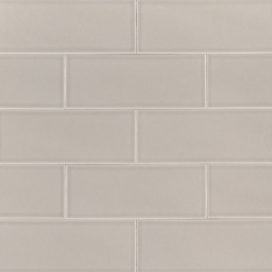 Portico Pearl Subway Tile 4x12 75 Cabinets