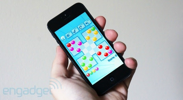 Tetris creator builds Marbly, his first mobilefirst game