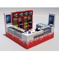 Retail Cutsomzied Cell Phone Shop Counter Table Design To Display